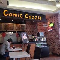 Photo taken at COMIC COZZLE / 코믹커즐 by hakjun l. on 4/28/2012