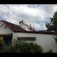 Photo taken at Burjo Geulis 04 by Bagus A. on 7/4/2012