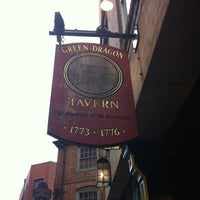 Photo taken at Green Dragon Tavern by Scott M. on 4/27/2012