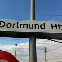 Photo taken at Dortmund Hauptbahnhof by Daithree on 9/6/2012