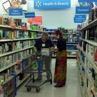 Photo taken at Walmart Supercenter by Steve S. on 8/19/2012