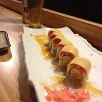 Photo taken at Domo Japanese Restaurant & Sushi Bar by Desiree D. on 8/14/2012