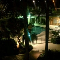 Photo taken at Courtyard by Marriott Miami Aventura Mall by Bart L. on 2/22/2012