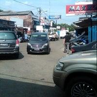 Photo taken at Jalan Haji Nawi by wiwit d. on 3/6/2012