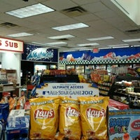 Photo taken at Hess Express by Cody N. on 4/14/2012