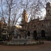7/20/2012 tarihinde Danilo T.ziyaretçi tarafından Plaza Matriz'de çekilen fotoğraf