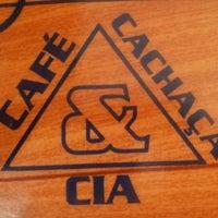 Photo taken at Café Cachaça & Cia by Gian Carlo B. on 5/2/2012