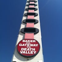 Photo taken at World's Tallest Thermometer by Rachel H. on 6/17/2012