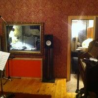 Photo taken at Vinegar Hill Sound by Julie F. on 5/10/2012