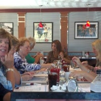 Photo taken at Dix Hills Diner by Joanne M. on 9/10/2012