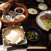 Photo taken at 赤坂うまや 博多店 by K N. on 2/24/2012