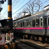 Photo taken at Shibasaki Station (KO15) by Tsubasa N. on 3/3/2012