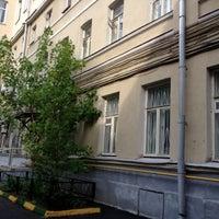 Photo taken at Дмитровский переулок by Лидия П. on 5/28/2012