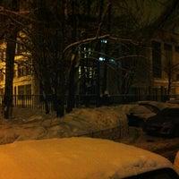 Photo taken at Школа № 49 (новое здание) by Артем Ф. on 2/27/2012