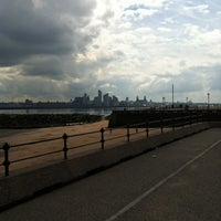 Photo taken at Egremont Promenade by Dave V. on 6/10/2012