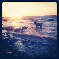 Photo taken at Lago Trasimeno by Martadoes on 8/16/2012
