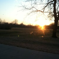 Photo taken at New Ulm Country Club by Ellyse O. on 3/16/2012