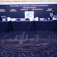 Photo taken at Grand Canyon University Arena by Jason B. on 3/28/2012