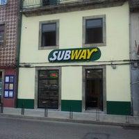 Photo taken at Subway by Ricardo V. on 8/24/2012