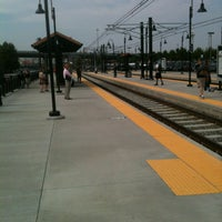 Foto tirada no(a) RTD - Auraria West Campus Light Rail Station por Gideon B. em 8/20/2012