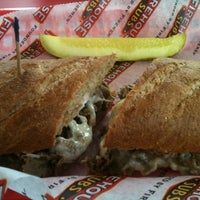 Photo taken at Firehouse Subs by Linda T. on 5/29/2012