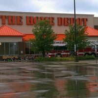 Photo taken at The Home Depot by Joshua K. on 7/14/2012