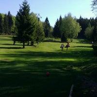 Photo taken at Golf Club Svratka 1932 by Petr K. on 5/5/2012