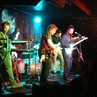 Photo taken at The Silver Dollar Room by derek m. on 3/23/2012