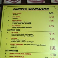 Photo taken at Western Chicken by Christopher F. on 8/23/2012