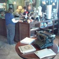 Photo taken at Foxtale Book Shoppe by Teresa K. on 3/5/2012