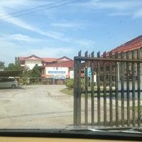 Photo taken at SMK Seri Menanti by Along is me on 7/25/2012