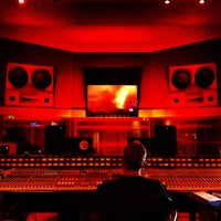 Photo taken at Tree Sound Studios by Colt B. on 2/26/2012