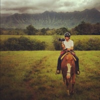 Photo taken at Princeville Ranch Adventures by Kendall L. on 9/1/2012