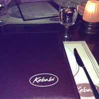 7/19/2012 tarihinde Tuğçe A.ziyaretçi tarafından Kebabi Restaurant'de çekilen fotoğraf