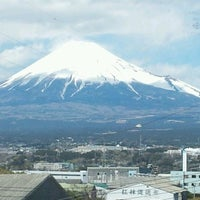 Photo taken at 富士山ビューポイント by M. Y. on 3/25/2012