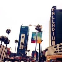 Photo taken at Hollywood Palladium by Rauschy on 6/15/2012
