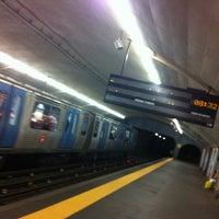 Photo taken at Metro Arroios [VD] by Tim T. on 6/23/2012