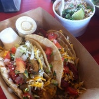 Photo taken at Torchy's Tacos by Wally G. on 8/18/2012