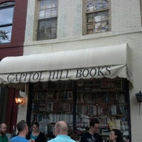Photo taken at Capitol Hill Books by Daniel H. on 7/14/2012