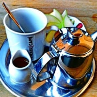 Foto tirada no(a) The House Café por Ramazan D. em 3/12/2012