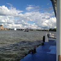 Photo taken at Greenland Pier by Jos M. on 7/6/2012