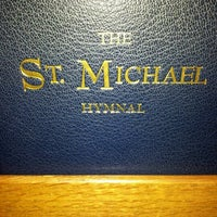 Photo taken at St. Michael the Archangel by Brandon T. on 9/9/2012