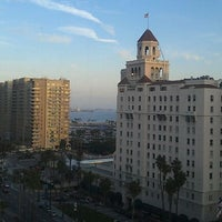 Photo taken at Renaissance Long Beach Hotel by Peter on 3/11/2012