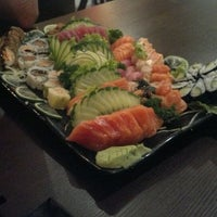 Photo taken at Yamato by Cíntia S. on 6/3/2012