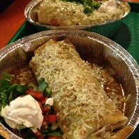 Photo taken at Cafe Rio Mexican Grill by JJ R. on 9/8/2012