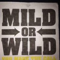 Photo taken at Buffalo Wild Wings by Kerri on 8/27/2012
