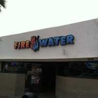 Photo taken at Fire Water by Temple S. on 7/10/2012