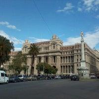 Photo taken at Palacio de Justicia de la Nación by Leo P. on 5/14/2012