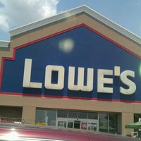 Photo taken at Lowe's Home Improvement by crazy collins girl C. on 7/5/2012