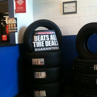 Photo taken at Pep Boys Auto Parts & Service by Bernice R. on 8/31/2012